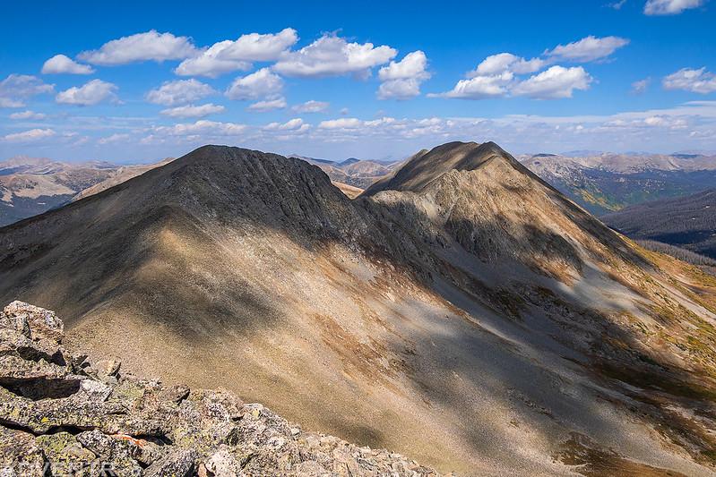 Van Wirt Mountain & Hancock Peak