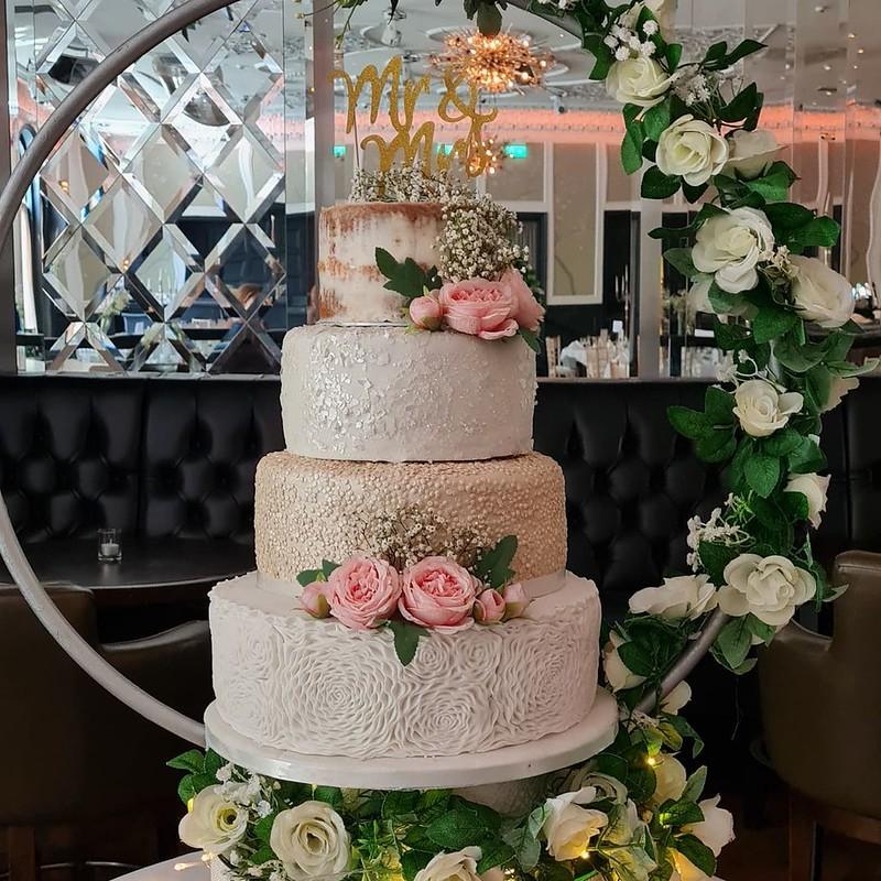 Cake by Lisa Celebration Cakes