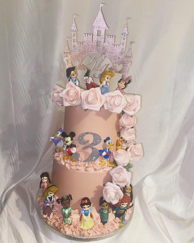 Cake by Bespoke Bakes