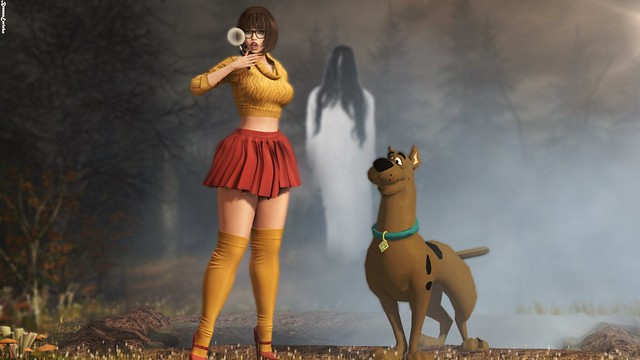 #607 JINKIES WHAT WAS THAT SCOOBY?