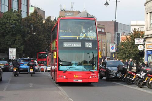 Go-Ahead London DOE32 LX58CXZ