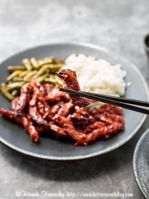 Boneless Chinese BBQ Spare Ribs 3