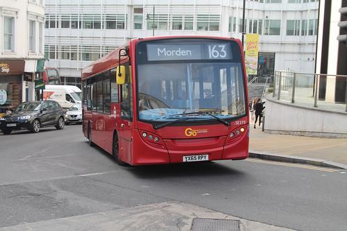 Go-Ahead London SE275 YX65RPY