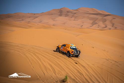 Rallye du Maroc 2021 Stage 2