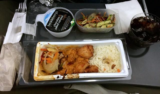 Norwegian Air Stockholm to Bangkok 787 Dreamliner