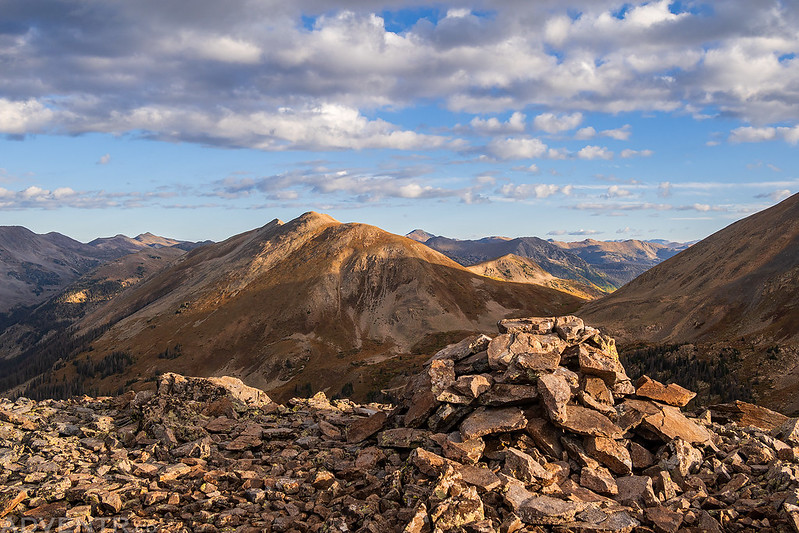 Brittle Silver Mountain Summit