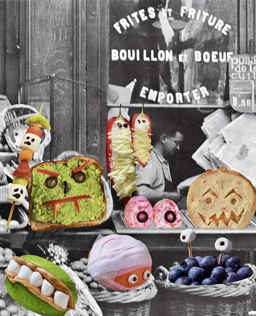 The Little Shop of Edible Horrors