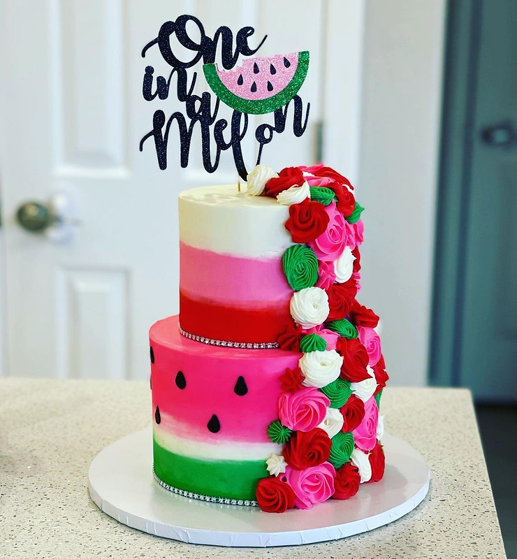 Cake by Eb's Delites