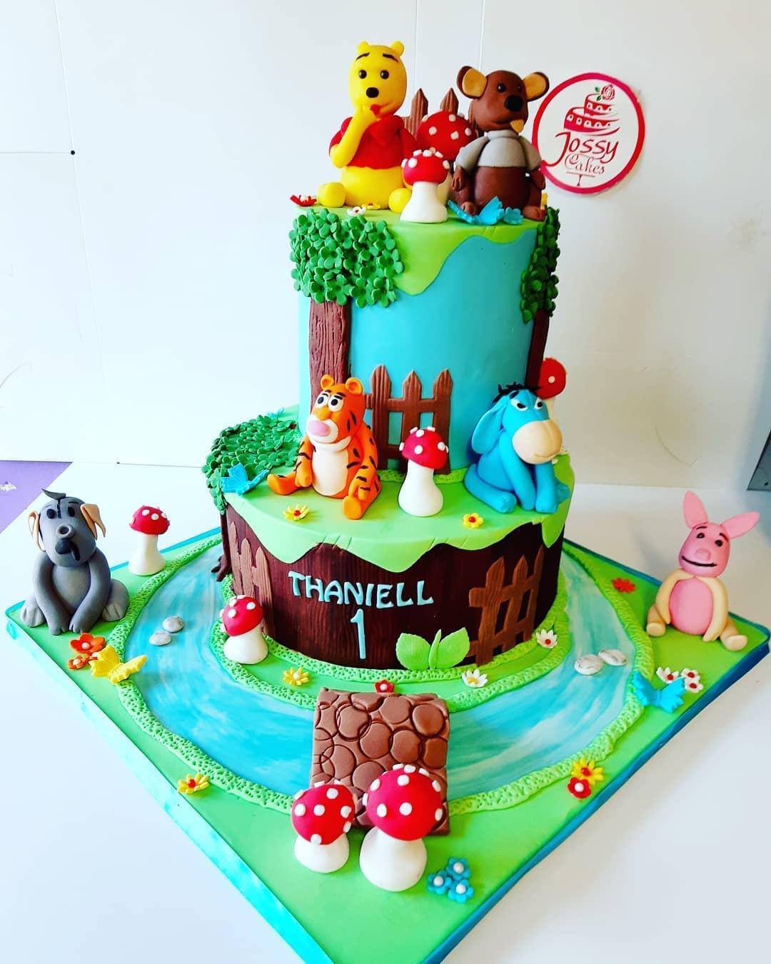 Cake by Jossy Cakes 2