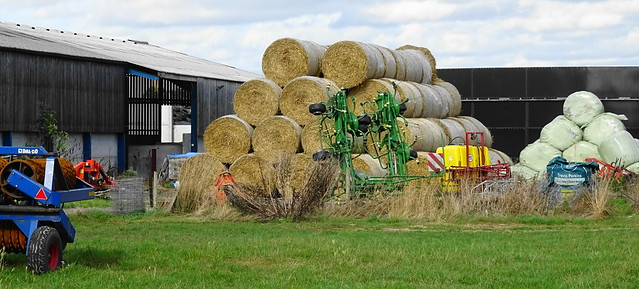 Hay-up