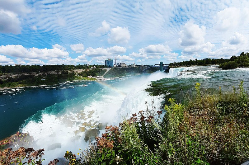 American Falls from Luna Island (1)