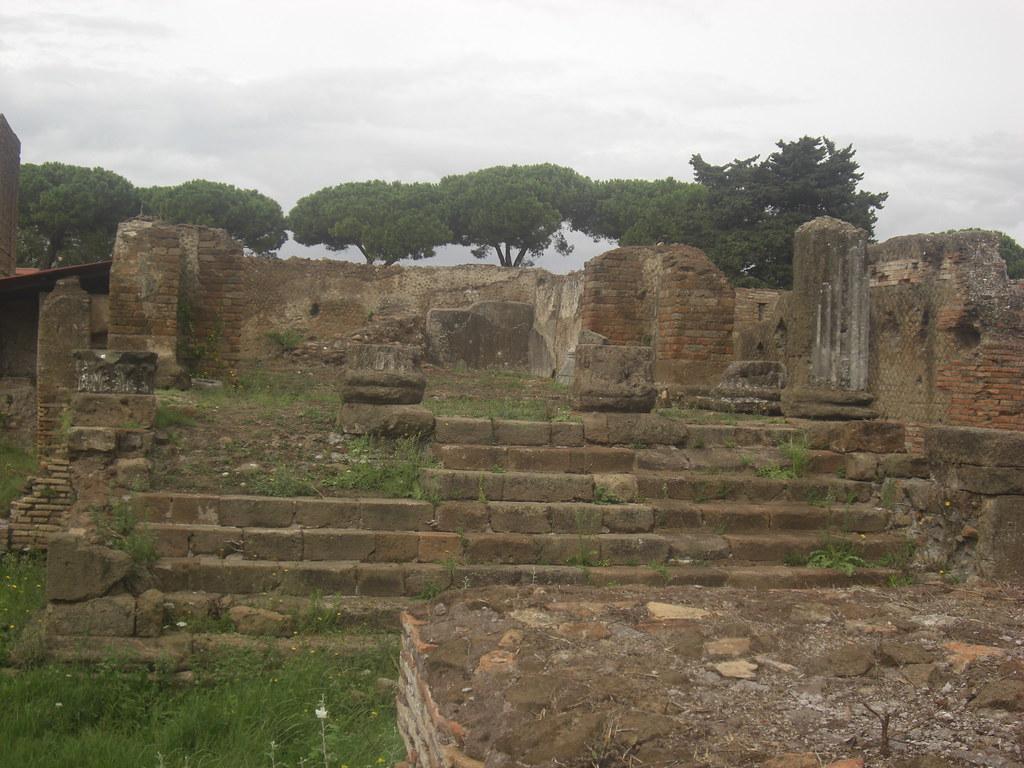 Tetrastyle Temple