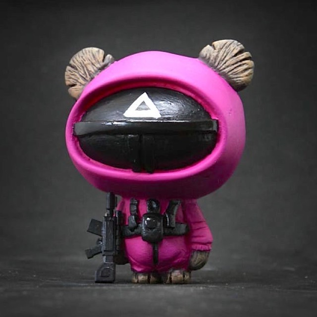 SQUIDWOK Final by UME Toys on TOYSREVIL