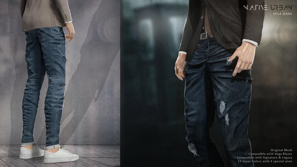 NATIVE URBN – Vega Jeans
