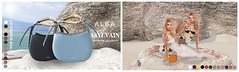 ALBA x ASYLVAIN - Le Baiser Bag NOW@THE GRAND EVENT