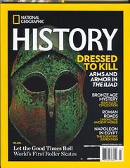 magazine - national geographic history - 2021 january-february
