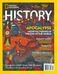 magazine - national geographic history - 2021 september-october