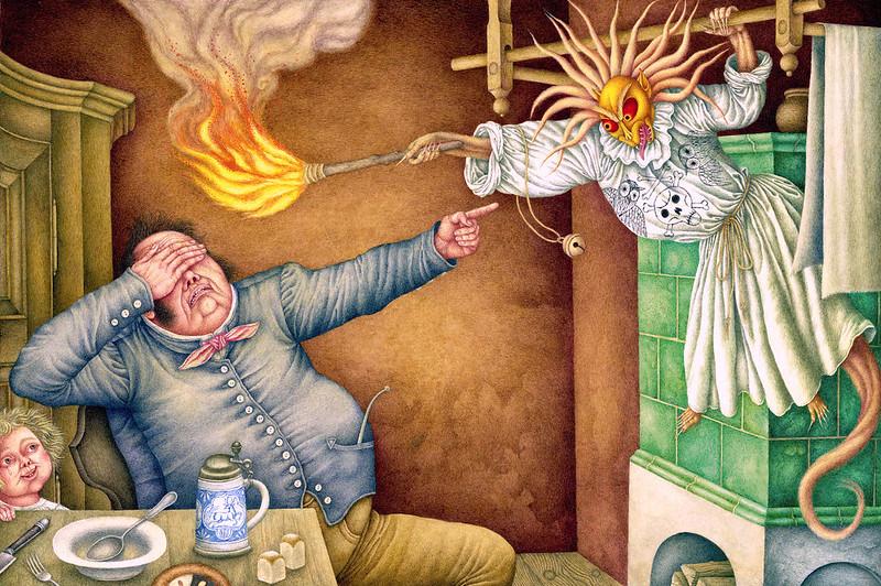 Jindra Capek - Kubula a Kuba Kubikula, Illustration 13