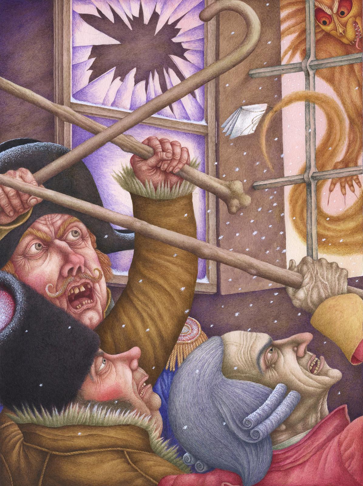 Jindra Capek - Kubula a Kuba Kubikula, Illustration 2
