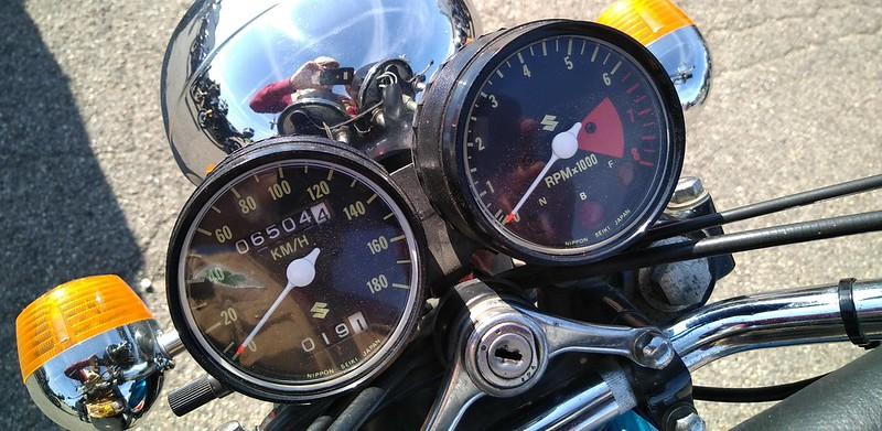 Suzuki 400 TS 1972 / 51575483731_2e6ea21951_c