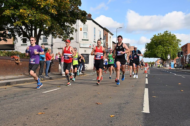 Therme Manchester Marathon 2021