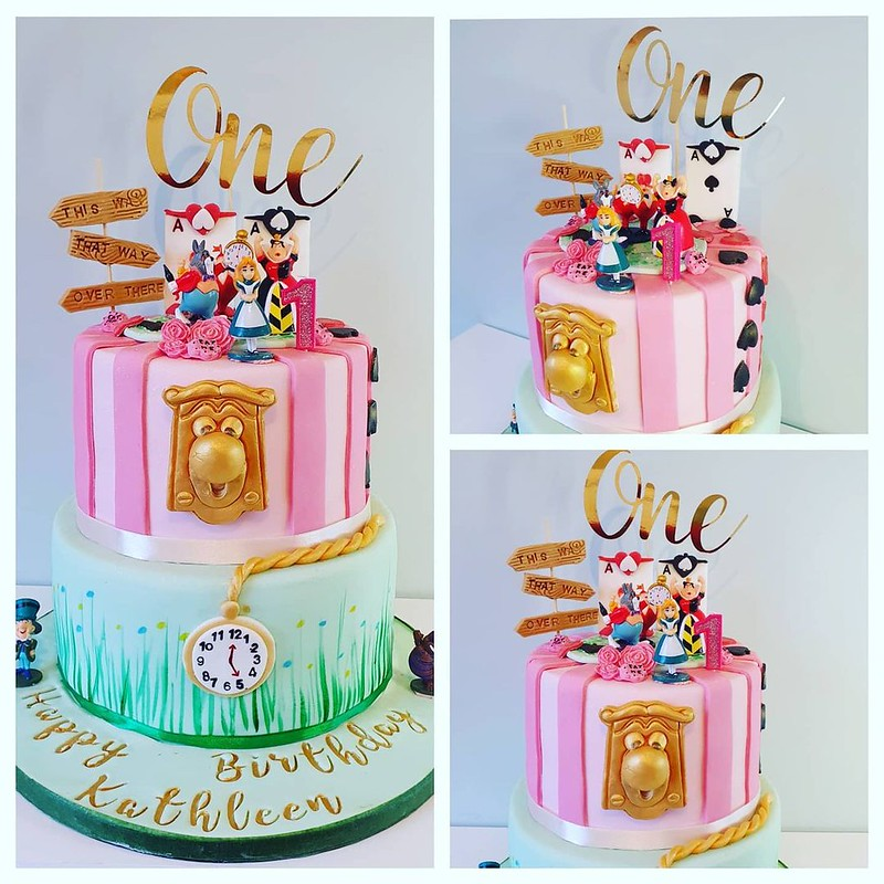 Cake by Roxy Bakes