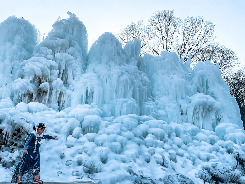 Alps Village | Christmas in Korea