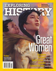 magazine - national geographic history - exploring history - 2014 summer