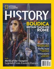 magazine - national geographic history - 2019 september-october