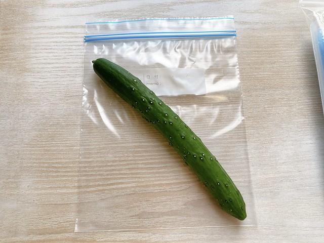 コープデリ(生協の宅配)でよく買うもの~キッチン用品編~ フリーザーバッグ中8