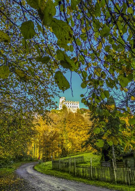 Burg Pyrmont/Eifel