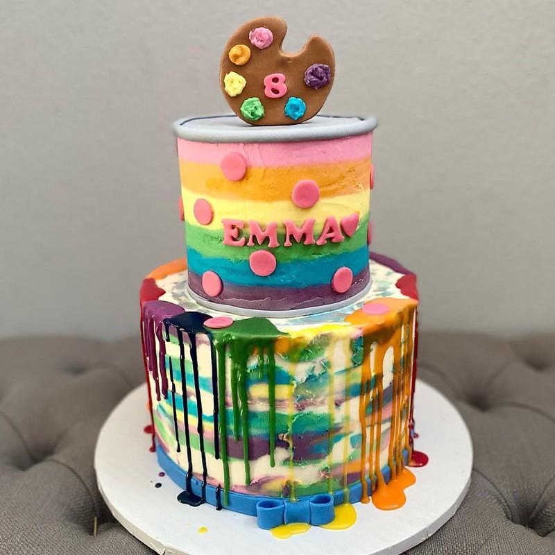 Cake by Jovanna Hernandez