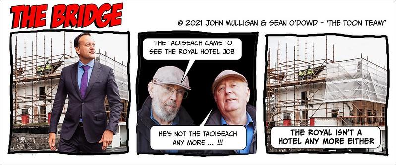 Town Team - An Taoiseach