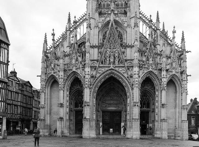 Église Saint-Maclou - Rouen (Seine-Maritime, France)