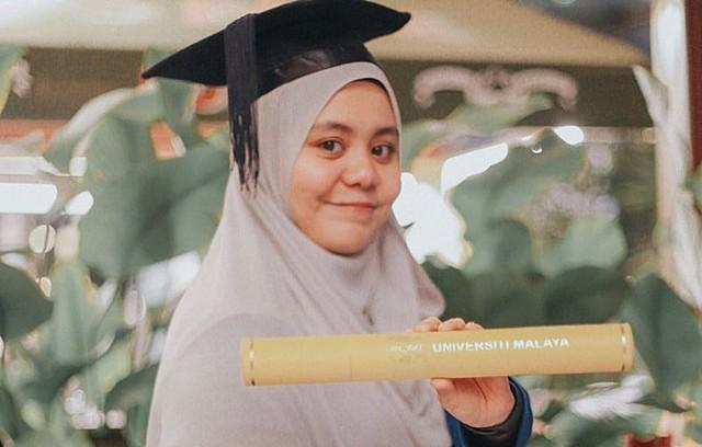 Tiga Tahun Bergelar Pensyarah, Najwa Latif Sambung Pengajian Doktor Falsafah Di Ukm