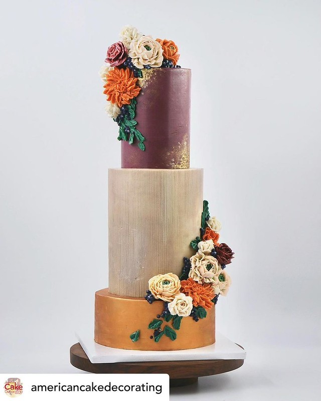 Cake by Nana's Home Cakery