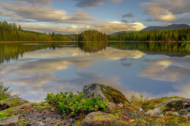 Duck Lake.
