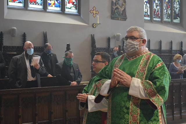Clergy Training Fund: Mass and Meeting