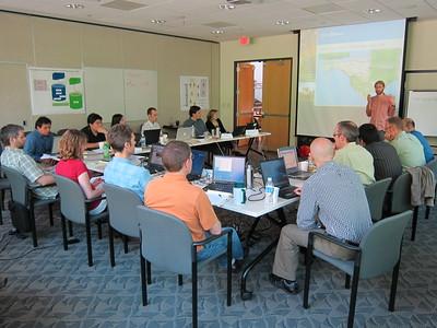 Spatial Data Publishing Workshop