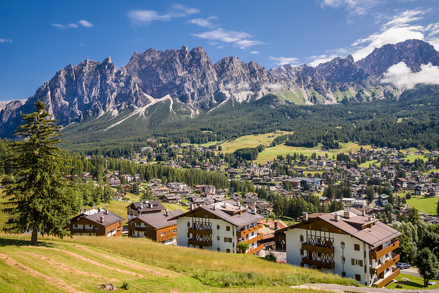 Welcome To Cortina d'Ampezzo!