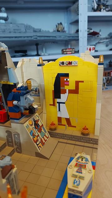 5988 Anubis' Temple - revamped