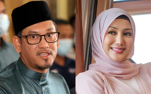 &Quot;Status Saya Masih Lagi Ibu Tunggal,&Quot; - Erra Fazira Nafi Jadi Isteri Kedua Faizal Azumu