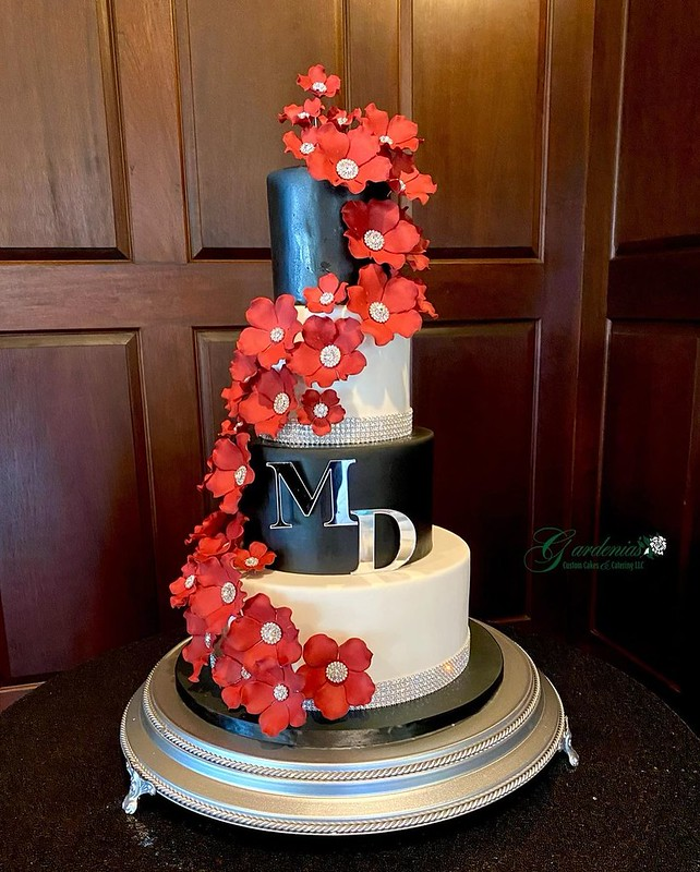 Cake by Gardenia's Custom Cakes
