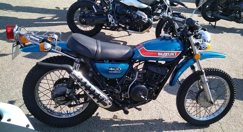 Suzuki 400 TS 1972 / 51576164134_b45d3f4550_c
