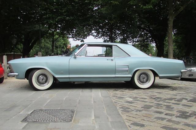 Buick Riviera RCA205B