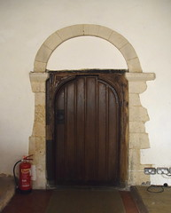 tower arch and doorway