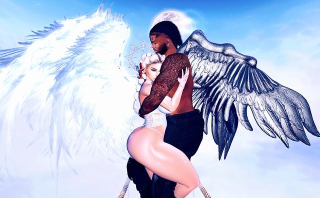 Angels love ♥