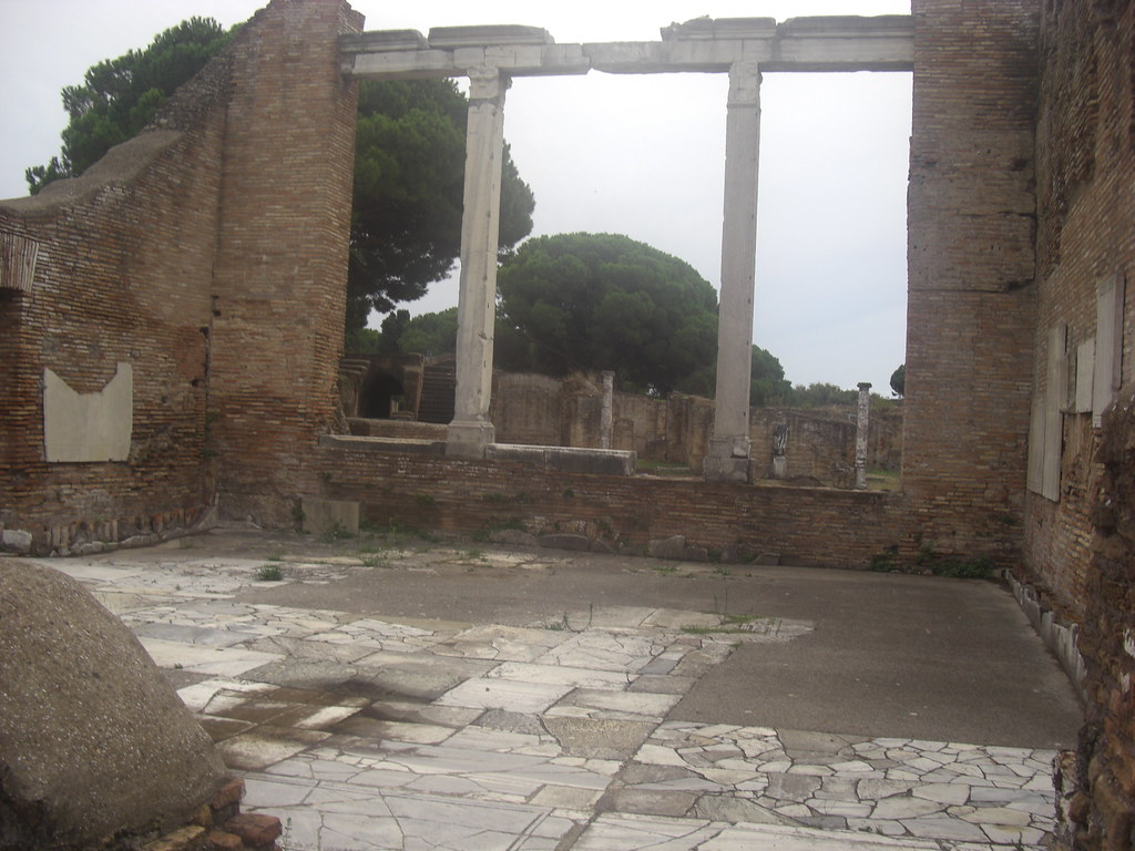 Baths of the Forum