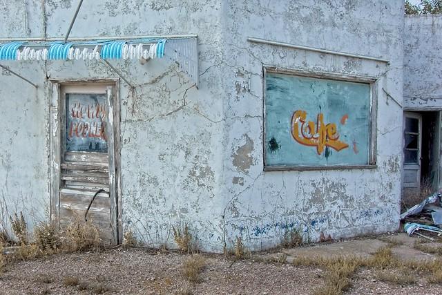 Abandoned Cafe 4842 C