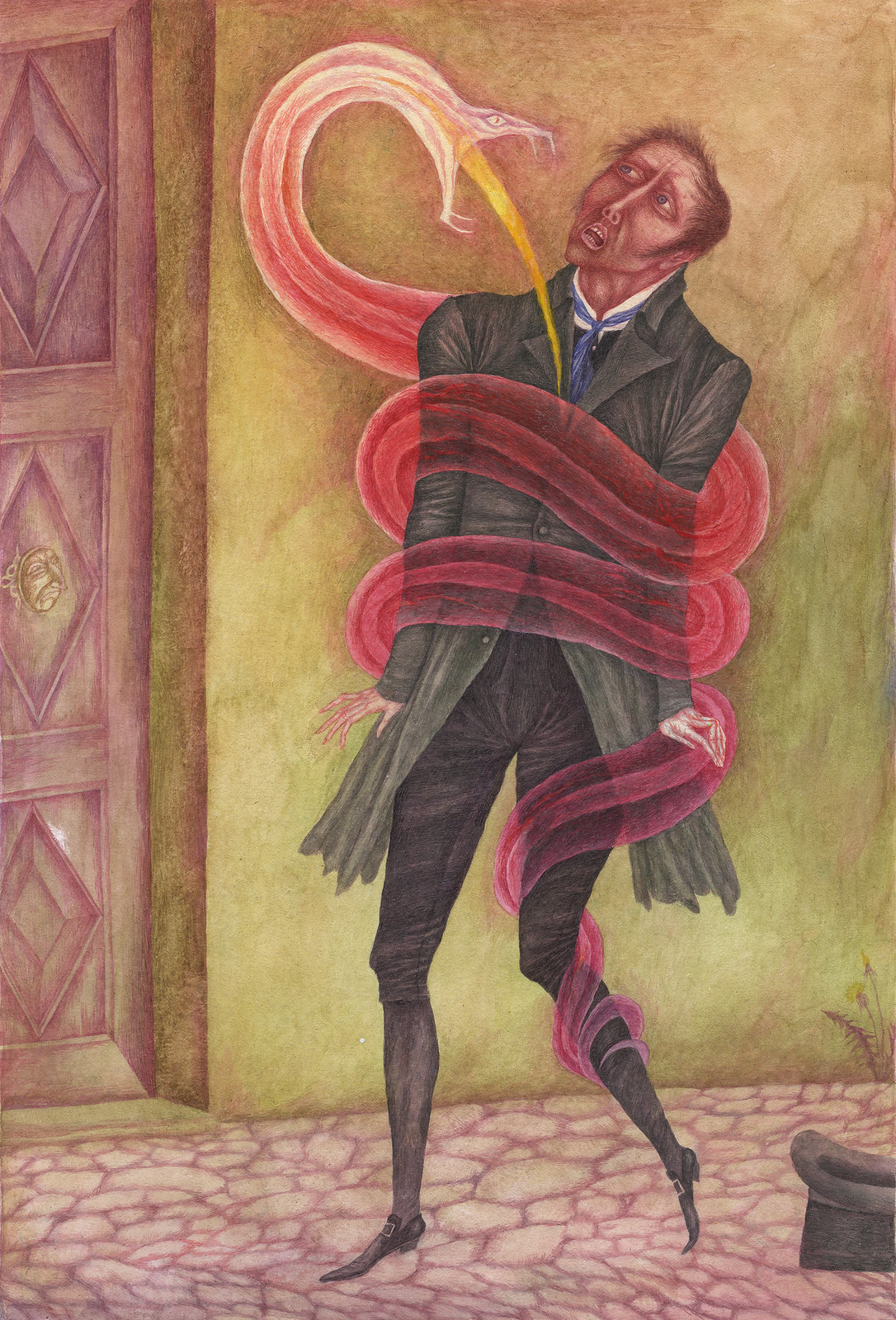 Jindra Capek - The Golden Pot, Illustration 2